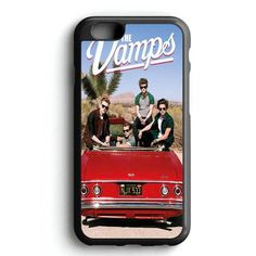 The Vamps Band iPhone 7 Case