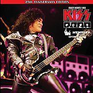 Kiss - Wembley Arena, London September 24th 1988 CD