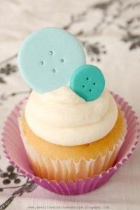 Cute as a Button Baby Shower Favors | Shower That Baby