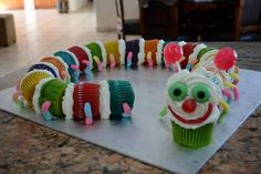 caterpillar - ha! I could actually make this!