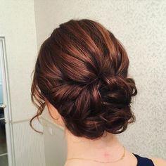 Прическа на короткие волосы ✨