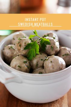 Note: Affiliate links are included in this post Instant Pot Swedish Meatballs Recipe 15 minutes from start to finish My son was so excited to make this meal with me. I told him that it was going to only take 12 minutes and he was like, seriously mom, the meatballs aren't going to taste good…   [read more]