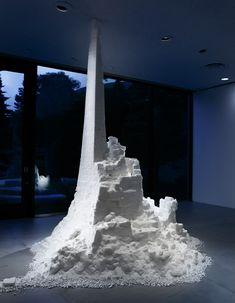 Saltworks by Motoi Yamammoto