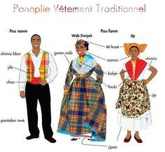 Costumes créoles