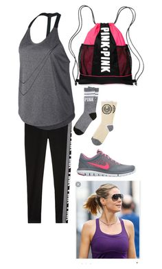 """Peru day 11"" by rikey-byrnes on Polyvore featuring Victoria's Secret and NIKE"