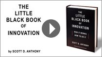 Scott Anthony combines the best of innovation theory and practice into a compact guide that will help even seasoned innovators improve their odds of success.