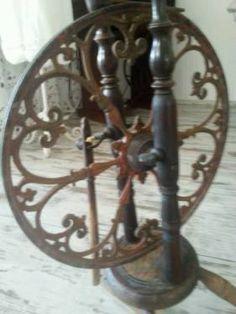 Nur bis 5.6.!♥wunderschönes altes Spinnrad♥ in Sachsen-Anhalt - Ballenstedt | eBay Kleinanzeigen