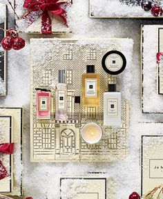 Jo Malone London | House of Jo Malone London #FrostedFantasy #GiftGiving