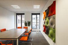 Portfolio | Art nivo | Sint-vincentius | NEOS cantilever chair | Design: wiege | Appealing. Attractive. Versatile. | By Wilkhahn | #neos