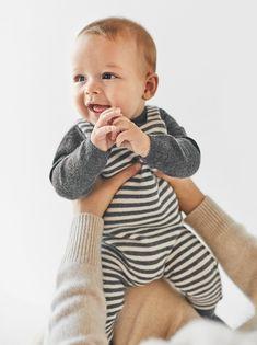 Zara Jumpsuit, Striped Jumpsuit, Zara Kids, Zara Home Stores, Dungarees, Overalls, Zara United States, Little Man, Baby Fever