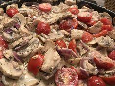 Low Carb: Kräuter-Tomatenpfanne mit saftigem Geflügelfleisch, ein beliebtes Rezept aus der Kategorie Studentenküche. Bewertungen: 147. Durchschnitt: Ø 4,5.