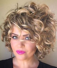 +10 Best Short Curly