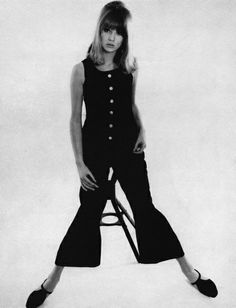 The Model Archives of Marlowe Press Pattie Boyd Cherry Marshall (London)1966