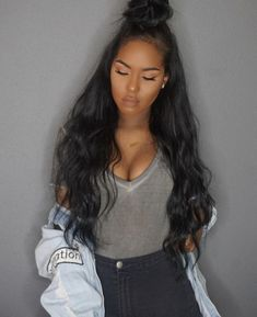 Lace Front Wigs Flat Iron Straight Hair Straight And Wavy Hair Best St - Loverlywigs
