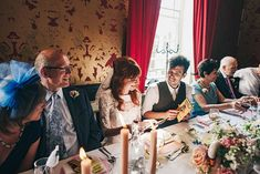 Real bride Amy is obsessed with collecting true vintage knick knacks, in particular anything kitsch (and a bit tacky) so her home is filled with all sorts of curiosities which now husband Martin has grown to love too!