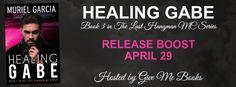 Warrior Woman Winmill: Healing Gabe, ( The Last Hangman MC #3) by Muriel ...