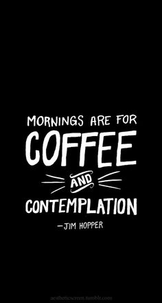 Hehe!! Hope the coffee works for the best today
