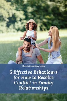 Conflict is a natural and necessary aspect of life and relationships. According to some studies, the problem is not with conflict itself, but with how we cope with it. As a result, in this post, we'll review five effective behaviours for how to resolve conflict in family relationships. Best Relationship Advice, Behavior, Relationships, Couple Photos, Natural, Quotes, Life, Behance, Couple Shots