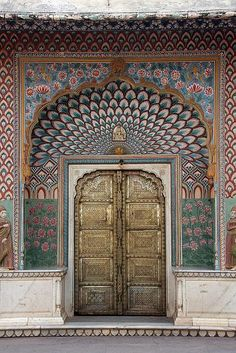 Doors of India | von Pandolfo