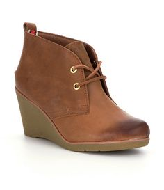 Sperry Harlow Wedge Chukka Boots