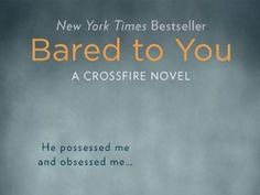 Bared to you by Sylvia Day    After fifty shades i was lost and jonesing for more. I read this one and was even more in love with smut books, and kind of better written than fifty shades.