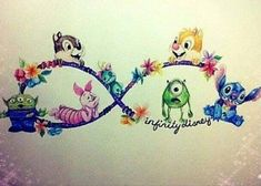 Infinity Disney | via Facebook
