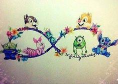 Infinity Disney   via Facebook