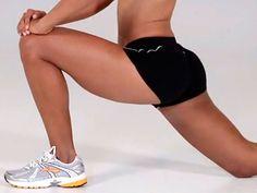 Rutina semanal para glúteos y piernas sin necesidad de ir al gym