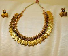Authentic Marathi Jewelry...Lakshmi Haar