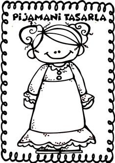 big bed pics coloring pages - photo#36