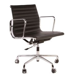 The Matt Blatt Replica Eames Group Aluminium Chair #CF-035 - Premium main image