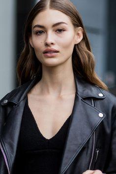 Beauty-Street-Styles: Inspiration für den perfekten No-Make-up-Look - VOGUE