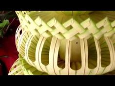 Cara membuat Janur Payung Agung - satya dekorasi - YouTube Leaf Crafts, Flower Crafts, Coconut Leaves, Flower Rangoli, Marriage Decoration, Fairy Crafts, Palm Sunday, Found Art, Garland Wedding