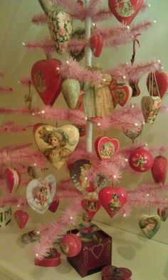 Valentine tree...cute