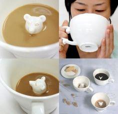 hidden animal mugs...neat!