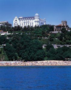 Hotel con encanto en Santander. Hotel Real Santander. #Cantabria #Spain