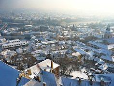 Experience the magic of winter Prague Prague, Paris Skyline, Winter, Travel, Trips, Viajes, Traveling, Winter Fits, Winter Fashion
