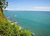 Pacific Ocean, Parc Manuel Antonio au Costa Rica
