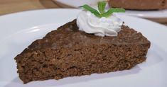 Υγιεινή σοκολατόπιτα με 3 μόνο υλικά, χωρίς ζάχαρη, αλεύρι και αυγά που δεν χρειάζεται ψήσιμο – Enimerotiko.gr Sweets, Sugar, Baking, Desserts, Recipes, Food, Smoothie, Cakes, Tailgate Desserts