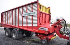 Pöttinger 7200 D Combiline Ladewagen