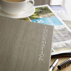 leighton information folder - Sorry but we've been unable to find this product Brown And Grey, Dark Brown, Hotel Decor, Wood Grain, Black Silver, Improve Yourself, Colours, Reception, Restaurant