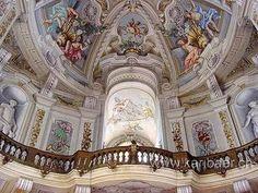Interior - Palazzina Stupinigi, Turim, Itália.