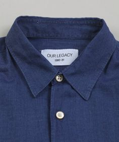 Our Legacy - First Shirt
