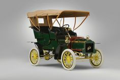 1905 Ford Model F...Brought to you by House of #Insurance in #Eugene, #Oregon where you can find #Low #cost #Insurance.
