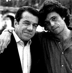 Ferruccio e Claudio Amendola