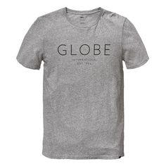 GLOBE Company tee-shirt pour enfants pewter marle 25,00 € #skate #skateboard #skateboarding #streetshop #skateshop @playskateshop