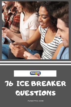Looking for a great game to play at parties, youth group, or family night? Look no further than icebreaker questions! Not only will you and your friends have a blast, but you will also get to learn more about the people around you. In this article, we have listed the top 76 best icebreaker questions to ask a group. Be inspired! #IcebreakerQuestionsForDates #IcebreakerQuestionsForTeens