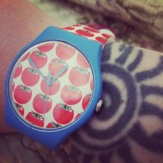 Swatch TOMATELLA ©romy78gt