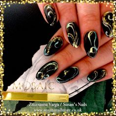 Inspired by Ted Salon Nails, Nail Technician, Nail Artist, How To Do Nails, Nail Ideas, Ted, Mosaic, Rings For Men, Inspired