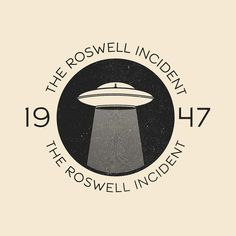 """This Day In History - July 07 - 1947 - A UFO is purported to crash in New Mexico, ushering in """"the Roswell incident."""" #thisdayinhistory #todayinhistory #tdih #history #roswell #newmexico #alien #aliens #ufo #spaceship #hoax #conspiracy"""